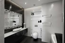 Cool Small Bathroom Ideas by Cool Black And White Small Bathroom Designs Best Design 9206