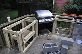brilliant ideas building an outdoor kitchen pleasing how to build