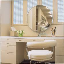 beautiful lighted magnifying mirror in bathroom traditional with
