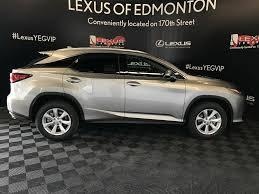 lexus atomic silver used 2017 lexus rx 350 4 door sport utility in edmonton ab l13501