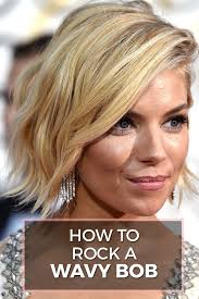 short haircuts for frizzy curly hair wavy bob hairstyles how to rock this summer u0027s u0027it u0027 cut huffpost