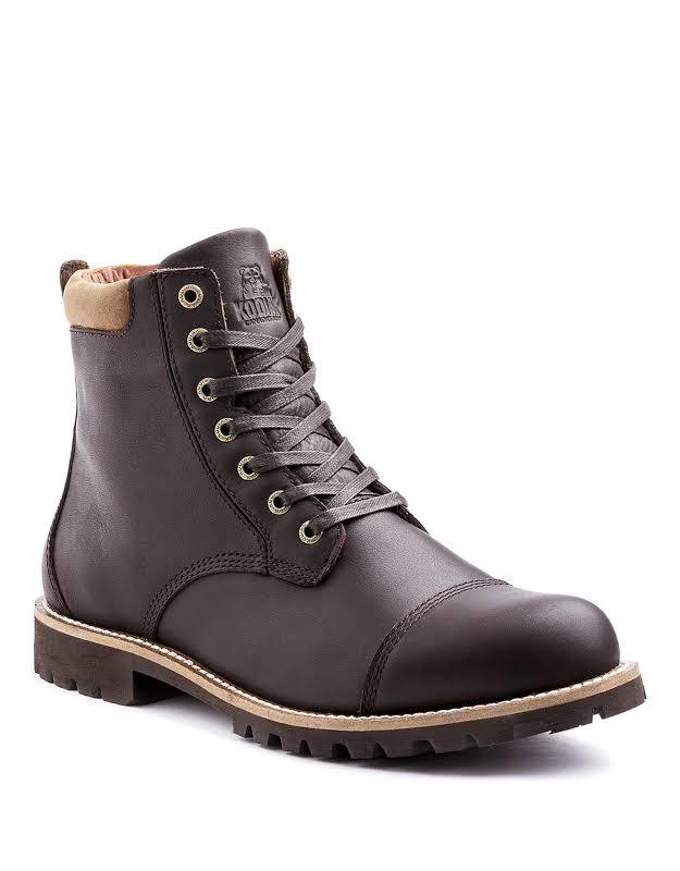 Kodiak Berkley Boot 6 In Waterproof Brown Medium 9.5 US KD419028DWX-Medium-9.5