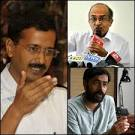 Yadav, Bhushan pitch for new blood in AAP Political Affairs.