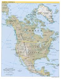 Latin America Map Labeled by Map Of North America A Source For All Kinds Of Maps Of North America