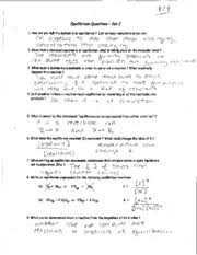 pages Equilibrium homework answer key Course Hero