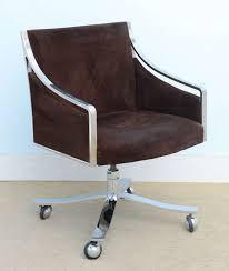 Swivel Chair Base Mid Century Modern Wooden Desk Swivel Chair With Four Legs