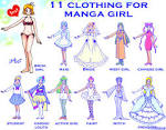 How to Draw Clothing, Step by Step, Figures, People, FREE Online