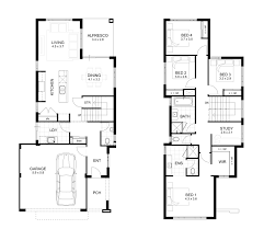 double storey 4 bedroom house designs perth apg homes modern 2 double storey 4 bedroom house designs perth apg homes modern 2 storey house plans