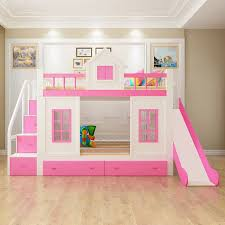 Diy Bunk Bed With Slide by Best 25 Bunk Beds With Stairs Ideas On Pinterest Bunk Beds With