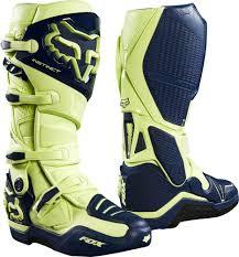 motocross half boots 559 95 fox racing mens limited edition instinct 995401