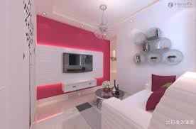 Living Room With Tv by Impressive Simple Living Room With Tv Console Design Feature Wall
