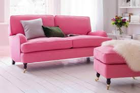 Pink Sofa Bed by Top 10 Pink Sofas Home The Times U0026 The Sunday Times