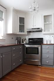 modern jane two tone cabinets reveal