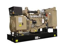 3 pole mccb perkins diesel generator p250he 250 kva genset