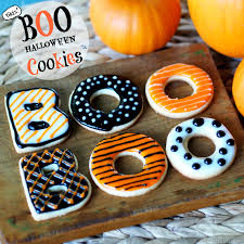 basket of halloween cookies stock photo picture and royalty free