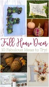 10 fall home decor ideas to try busy being jennifer