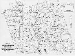 Hamilton Canada Map Ontario Upper Canada Maps