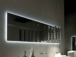 Bathroom Mirror With Lights Built In by Bathrooms Mirrors With Lights Cellntravel Com