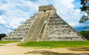 Pèlerinages Mexique Pyramide Maya
