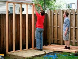 Plans For Building A Wood Storage Shed by How To Build A Storage Shed For Garden Tools Hgtv