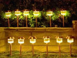 halloween pathway lights homebrite solar solar 1 light pathway light u0026 reviews wayfair