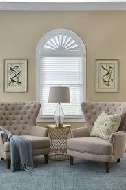 custom wood window arch blinds com