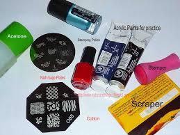 nailart and things stamping nail art tutorial tips