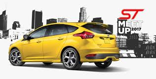 Ford Focus Colours 2017 Ford Focus St Unstoppable Performance Ford Com