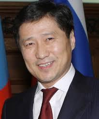 Sükhbaataryn Batbold