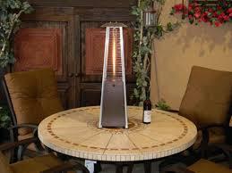Patio Heater Covers by Az Patio Heaters Hlds032 Gtthg Portable Glass Tube Propane Patio