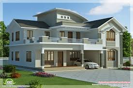 contemporary house designs sq feet 4 bedroom villa design