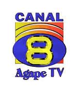 AGAPE TV - CANAL 8