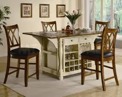 kitchen island with seating for 4 beautiful kitchen island table