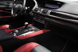 lexus jeep 2016 interior lexus crafted line coming to select 2015 models