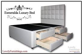 queen size bed frame with drawers full size of gray solid wood
