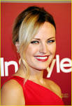 Malin Akerman & Carla Gugino: InStyle for the Golden Globes
