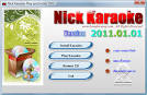 Screen short of Nick Karaoke v.