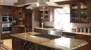 Dark Kitchen Cabinets With Backsplash Hanging Lamp Chandelier Pendant Lights Custom Cabinets Classic