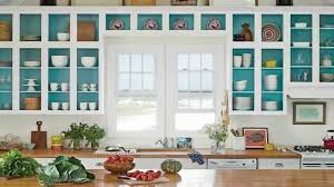 kitchen cabinet paint ideas seaside design coastal living