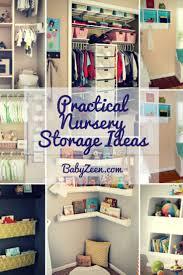 Closet Organizer For Nursery 9 Best Nursery Storage Ideas Images On Pinterest Nursery Storage