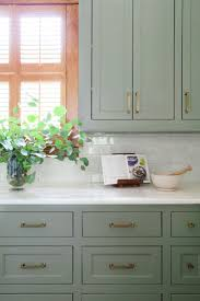 Kitchen Cabinet Paint Color Best 20 Green Kitchen Cabinets Ideas On Pinterest Green Kitchen