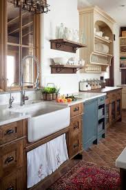 Kitchen Cabinets Designs Photos by Best 25 Rustic Kitchen Cabinets Ideas Only On Pinterest Rustic
