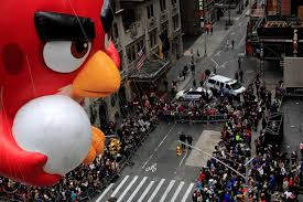 when is the thanksgiving day parade 2014 macy u0027s thanksgiving day parade videos at abc news video archive at