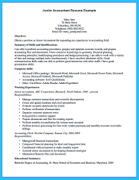 Job Resume Examples 2015 by Sample For Writing An Accounting Resume