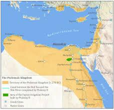 Map Egypt Egypt