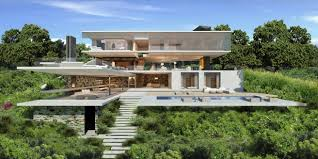 South African House Building Plans Contemporary Home Design Beachy Head Plettenberg South Africa