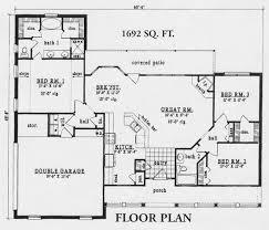 2000 Sq Ft Bungalow Floor Plans Best 25 Best House Plans Ideas On Pinterest Blue Open Plan