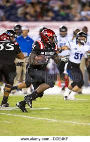 San Diego State Running Back Brandon Sullivan Speaks To The Media     Alamy            San Diego  CA  United States of America