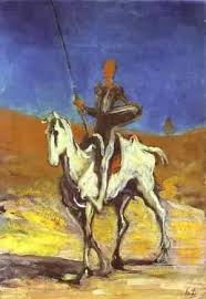 don quixote seeking justice would never give consent to search to police in Tampa Bay, Florida