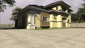 6 bedroom bungalow house plans in nigeria youtube